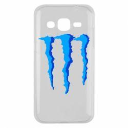 Чохол для Samsung J2 2015 Monster Stripes