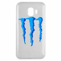 Чохол для Samsung J2 2018 Monster Stripes