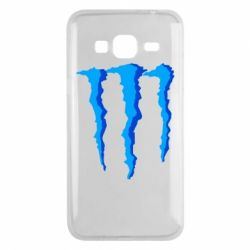 Чохол для Samsung J3 2016 Monster Stripes