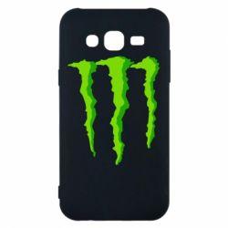 Чохол для Samsung J5 2015 Monster Stripes