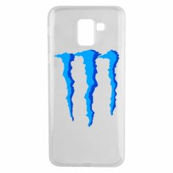 Чохол для Samsung J6 Monster Stripes