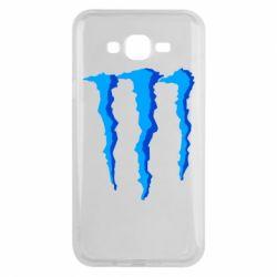 Чохол для Samsung J7 2015 Monster Stripes