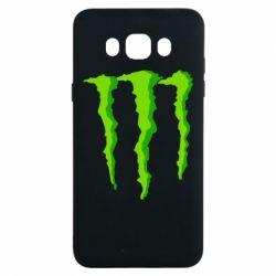 Чохол для Samsung J7 2016 Monster Stripes