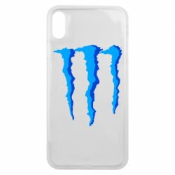 Чохол для iPhone Xs Max Monster Stripes