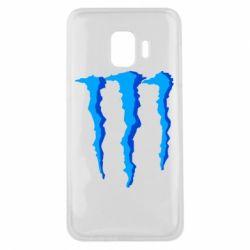 Чохол для Samsung J2 Core Monster Stripes