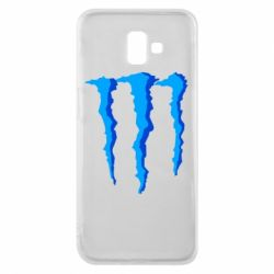 Чохол для Samsung J6 Plus 2018 Monster Stripes