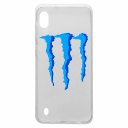 Чохол для Samsung A10 Monster Stripes