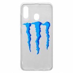 Чохол для Samsung A30 Monster Stripes