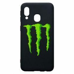 Чохол для Samsung A40 Monster Stripes