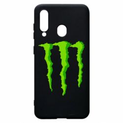 Чохол для Samsung A60 Monster Stripes