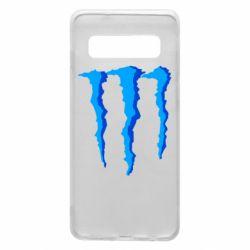 Чохол для Samsung S10 Monster Stripes