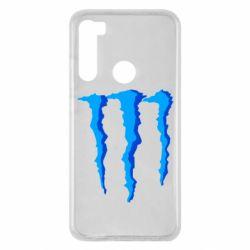 Чохол для Xiaomi Redmi Note 8 Monster Stripes