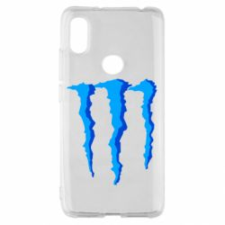 Чохол для Xiaomi Redmi S2 Monster Stripes