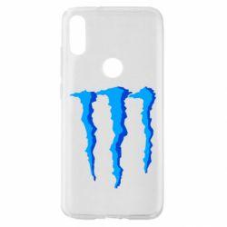Чохол для Xiaomi Mi Play Monster Stripes