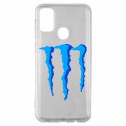Чохол для Samsung M30s Monster Stripes