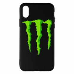 Чохол для iPhone X/Xs Monster Stripes