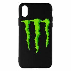 Чохол для iPhone X/Xs Monster Stripes