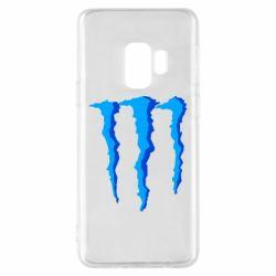 Чохол для Samsung S9 Monster Stripes