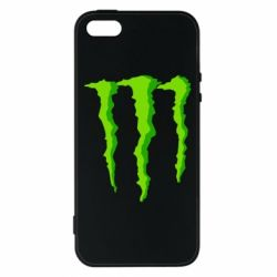 Чохол для iphone 5/5S/SE Monster Stripes