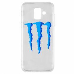 Чохол для Samsung A6 2018 Monster Stripes