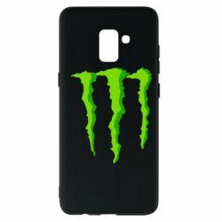 Чохол для Samsung A8+ 2018 Monster Stripes
