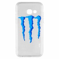 Чохол для Samsung A3 2017 Monster Stripes