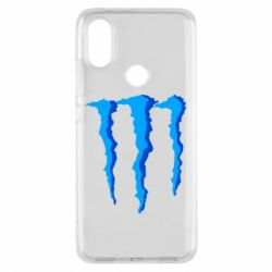 Чохол для Xiaomi Mi A2 Monster Stripes