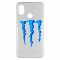 Чохол для Xiaomi Mi8 Monster Stripes