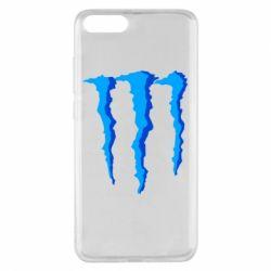 Чохол для Xiaomi Mi Note 3 Monster Stripes