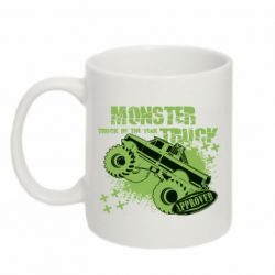 Кружка 320ml Monster truck of the year