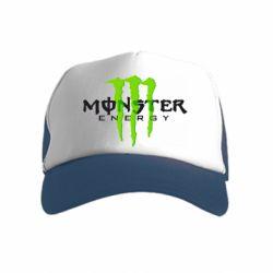 Детская кепка-тракер Monter Energy Classic