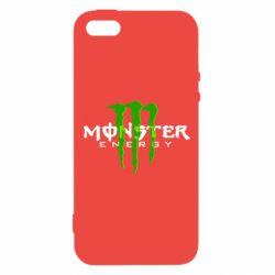 Чехол для iPhone5/5S/SE Monter Energy Classic