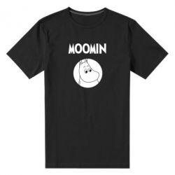 Чоловіча стрейчева футболка Moomin