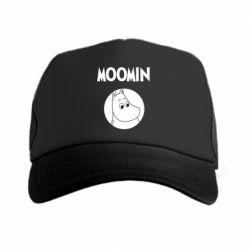 Кепка-тракер Moomin