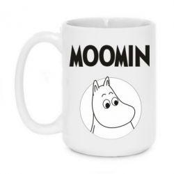 Кружка 420ml Moomin