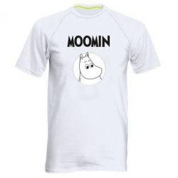 Чоловіча спортивна футболка Moomin