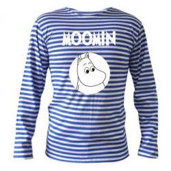 Тільник з довгим рукавом Moomin