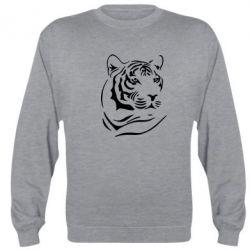 Реглан Морда тигра