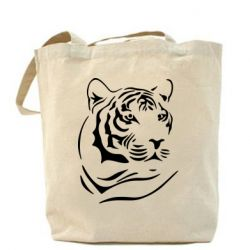 Сумка Морда тигра