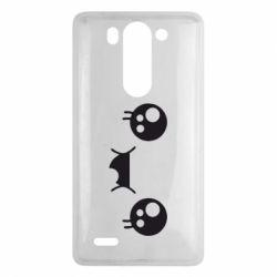 Чехол для LG G3 mini/G3s Мордашка Аниме - FatLine