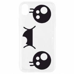Чохол для iPhone XR Мордочка Аніме