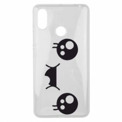 Чехол для Xiaomi Mi Max 3 Мордашка Аниме - FatLine