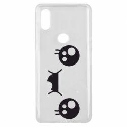 Чохол для Xiaomi Mi Mix 3 Мордочка Аніме