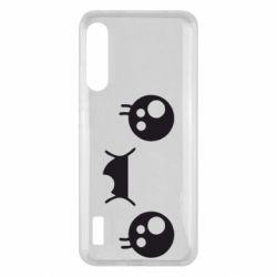 Чохол для Xiaomi Mi A3 Мордочка Аніме