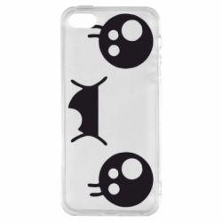 Чохол для iphone 5/5S/SE Мордочка Аніме
