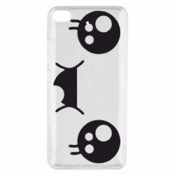 Чехол для Xiaomi Mi 5s Мордашка Аниме