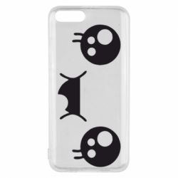 Чехол для Xiaomi Mi6 Мордашка Аниме