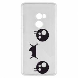 Чехол для Xiaomi Mi Mix 2 Мордашка Аниме - FatLine