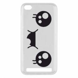 Чехол для Xiaomi Redmi 5a Мордашка Аниме - FatLine
