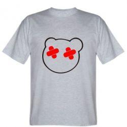 Мужская футболка мордочка - FatLine